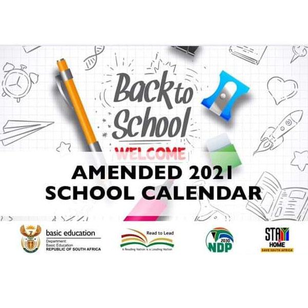 2021 Skool Kalender